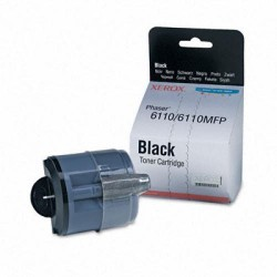 Toner laser xerox phaser 6110 negro.