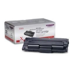 Toner laser xerox wc pe120/120i negro.
