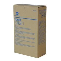 Pack de 2 toner fotocopiadora konica-minolta bizhub 162/210 negro.