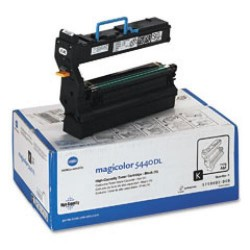 Toner laser konica-minolta magicolor 5440dl/5450 negro.
