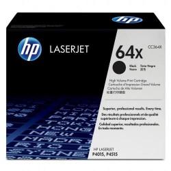 Toner laser hewlett packard laserjet p4015/p14515 negro.