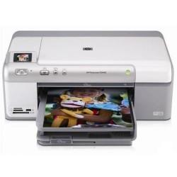 Impresora hewlett packard photosmart d5460.