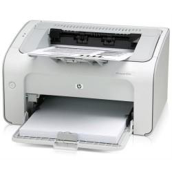 Impresora hewlett packard laserjet p1005.