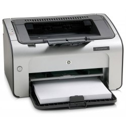 Impresora hewlett packard laserjet p1006.