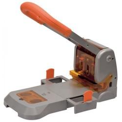 Taladro de gran capacidad rapid hdc300 en color plata/naranja.