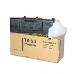 Toner laser kyocera fs-3800/3820/3830, tk-65 negro.