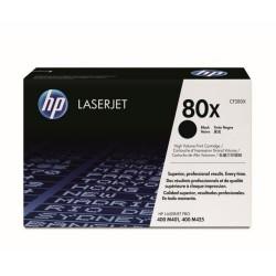 Toner laser hewlett packard pro 400 m401/425dn negro.