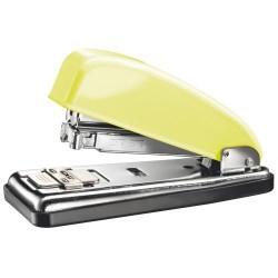 Grapadora de sobremesa petrus 226 retro, mellow yellow