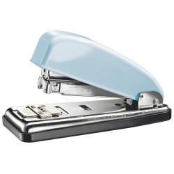 Grapadora de sobremesa petrus 226 retro en color fondant blue.