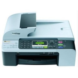 Equipo multifunción ink-jet color brother mfc-5460cn.