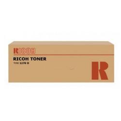 Toner laser fotocopiadora ricoh aficio 1500 series/ 1515 series/ 1515f type 1270d negro.
