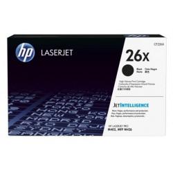 Toner laser HP pro m402/mfp m426 CF226X negro.