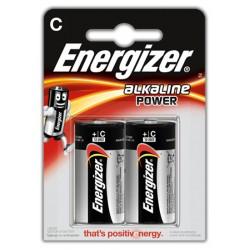 Pila alcalina energizer lr14-e93 C 1,5v, blister de 2 uds.