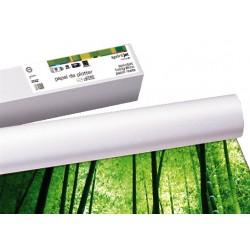 Rollo de papel para plotter sprintjet fotográfico mate 180 grs. de 610 mm. x 30 mts.
