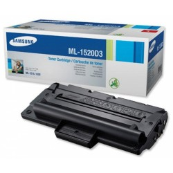 Toner laser samsung ml-1520 negro.