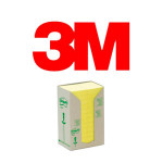 BLOCS DE NOTAS ADHESIVAS 3M POST-IT RECICLADAS