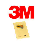 BLOCS DE NOTAS ADHESIVAS 3M POST-IT XXL, COLOR CANARY YELLOW