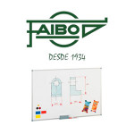 CON MARCO DE ALUMINIO FAIBO