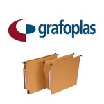 GRAFOPLAS CON VISOR LATERAL 140 MM.