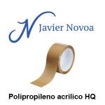 CINTAS DE EMBALAR JN EN POLIPROPILENO ACRÍLICO HQ