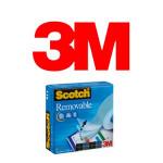 REMOVIBLES 3M SCOTCH MAGIC 811