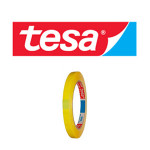 TESA EN PVC 4204 DE 12 MM. x 66 MTS. EN COLORES SURTIDOS.