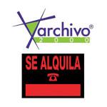 """ SE ALQUILA "" ARCHIVO 2000"