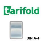 TARIFOLD MAGNETO ADHESIVE EN FORMATO DIN A-4