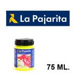ACRÍLICAS FLUORESCENTES LA PAJARITA, BOTE DE 75 ML.