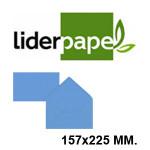 LIDERPAPEL EN FORMATO 157x225 MM.