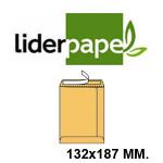LIDERPAPEL EN FORMATO 131x186 MM.