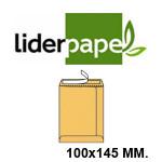 LIDERPAPEL EN FORMATO 100x145 MM.