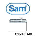 SAM / UP 120x176 MM.