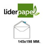 LIDERPAPEL 145x198 MM.