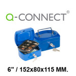 "Q-CONNECT EN FORMATO 6 "" / 152x80x115 MM."