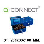 "Q-CONNECT EN FORMATO 8"" / 200x90x160 MM."