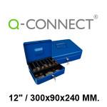 """Q-CONNECT EN FORMATO 12"""" / 300x90x240 MM."""