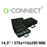 "Q-CONNECT EN FORMATO 14,5"" / 370x110x290 MM."
