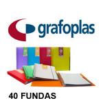 40 FUNDAS + 5 SEPARADORES