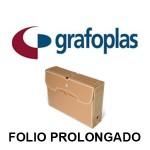 GRAFOPLAS FOLIO PROLONGADO, POLIPROPILENO