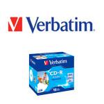 CD-R - CD-RW VERBATIM