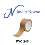 CINTAS DE EMBALAR JN EN PVC 240