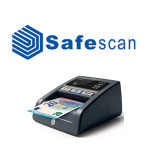 DETECTORES DE BILLETES FALSOS SAFESCAN