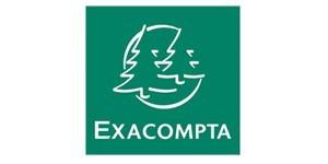 Logotipo EXACOMPTA