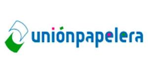 Logotipo UNION PAPELERA