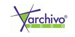 Logotipo ARCHIVO 2000