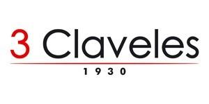 Logotipo 3 CLAVELES
