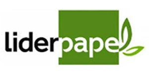 Logotipo LIDERPAPEL