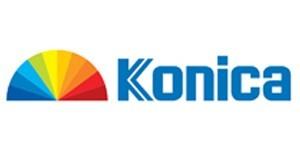 Logotipo KONICA