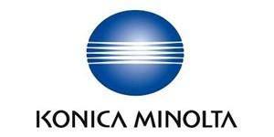 Logotipo KONICA-MINOLTA